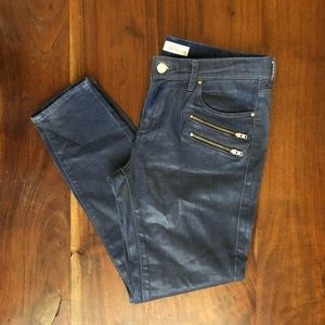Topshop Moto Low Rise Leigh Jeans